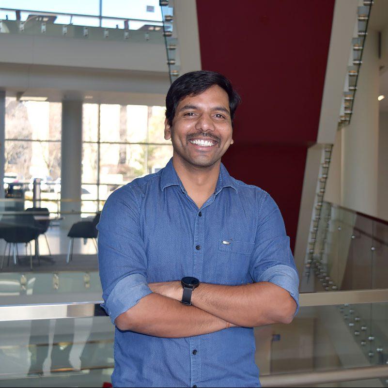 Postdoctoral Researcher: Maheshwerreddy Chilamari